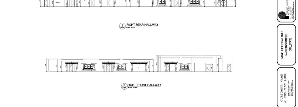 Interior Elevations A3.4