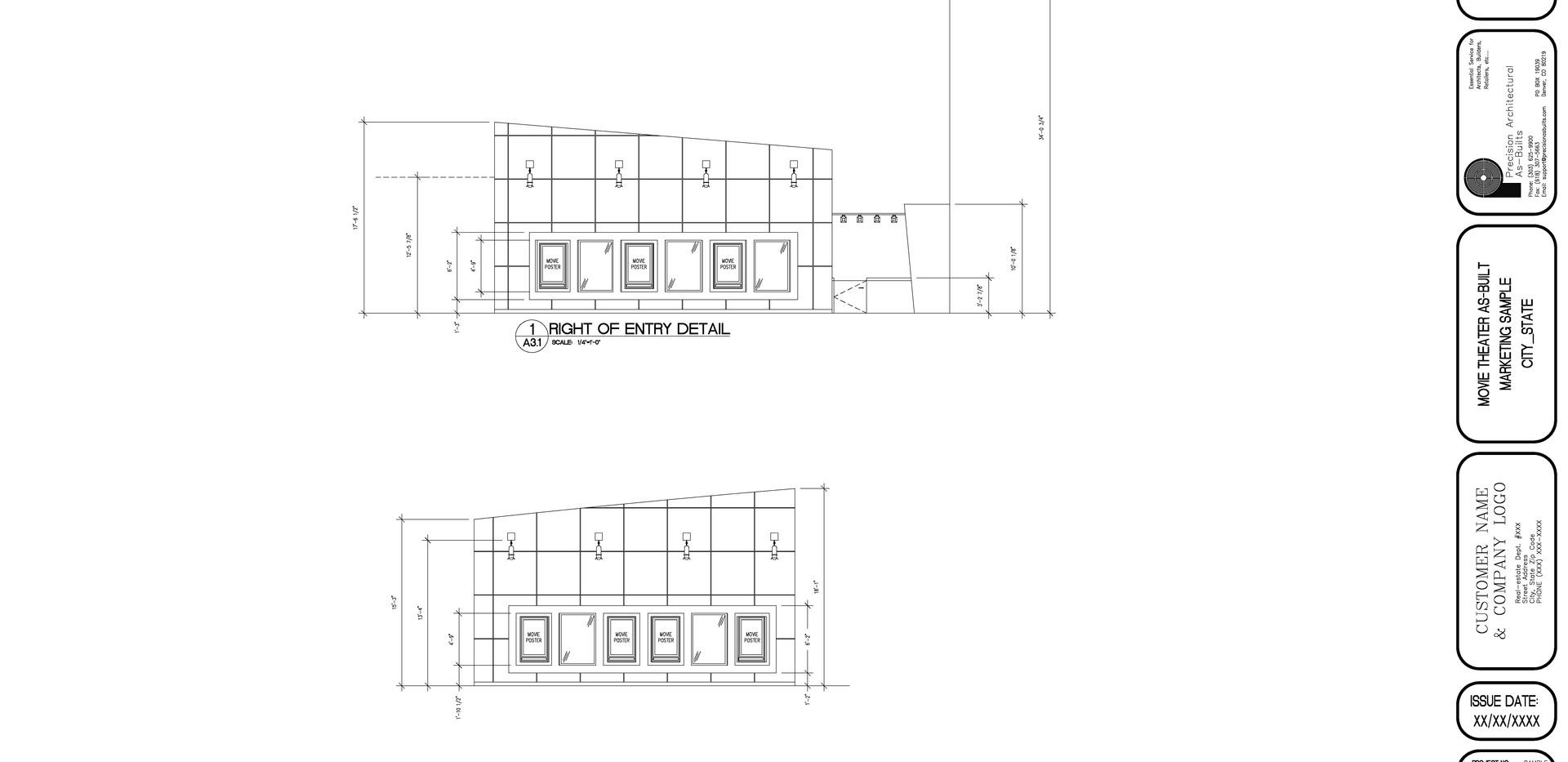 Interior Elevations A3.1