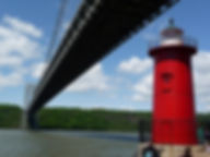 The Little Red Lighthouse and the GWB