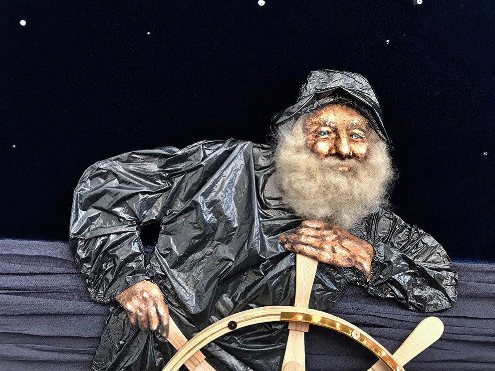 Captain Burford Fisherman