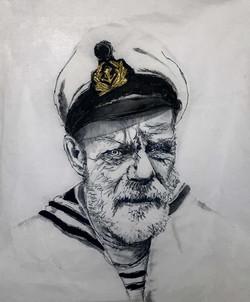 Sailor Fisherman Goldwork Cap 2018