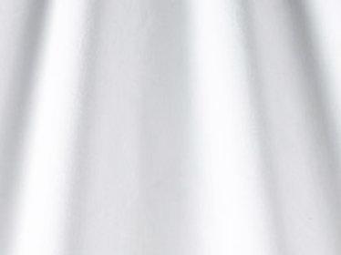 White Heavy Polycotton Satin Fabric per Meter (137cm w)