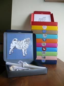 Freehand Machine Embroidery Kits