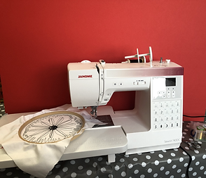 Denman Basics Freehand Machine Embroider