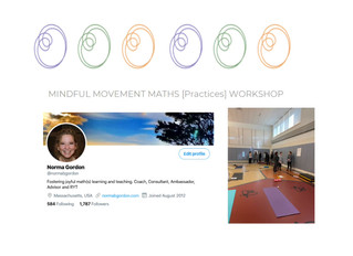 #MMMpractices Boston area workshop WILL BE RESCHEDULED!
