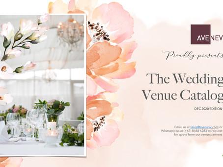 The Wedding Venue Catalog