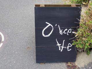 O'Keeffeに行ってきました