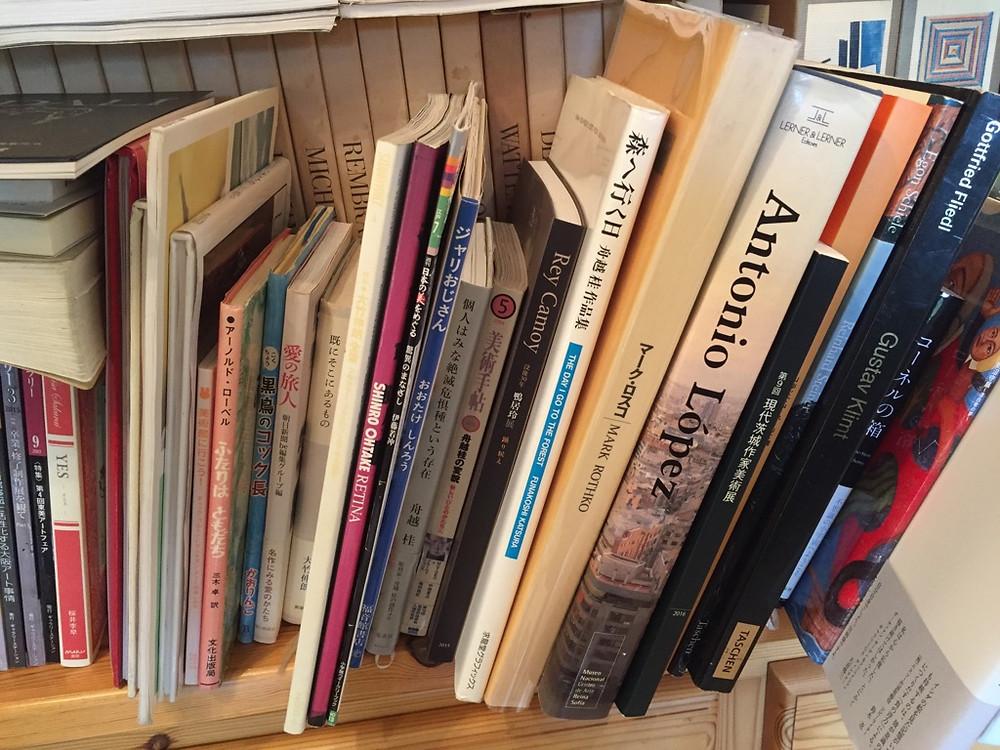 詩穂音の本棚