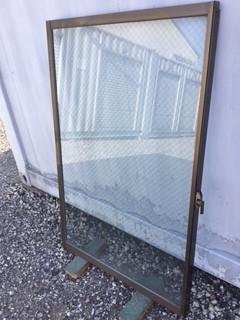 三郷市 三郷 ガラス修理後