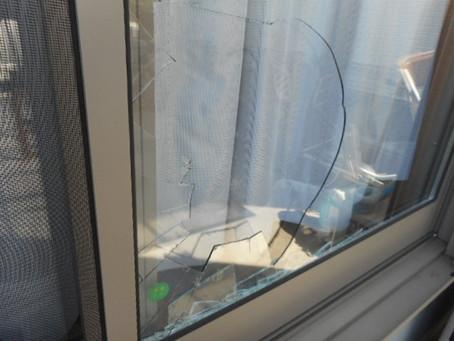越谷市 七差町 ペアガラスの修理・交換