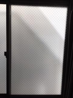 さいたま市 緑区 東浦和 ガラス修理後