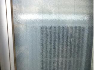 吉川市 保 網入りガラスの修理・交換