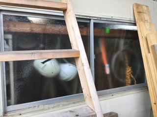 さいたま市 岩槻区 南平野 ガラス修理後