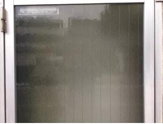 八潮市 八潮 ガラス修理後