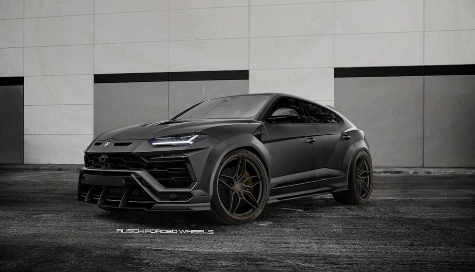 Lamborghini Urus on Rusch R0440