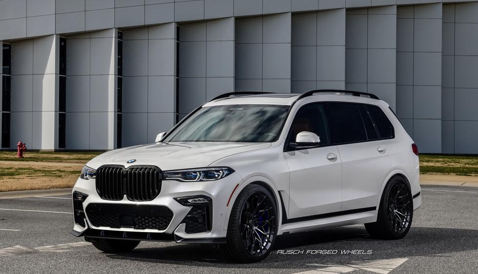 BMW X7 Rusch BLV-X