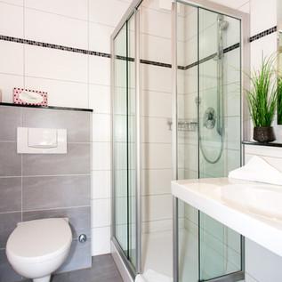 Badezimmer Moselhotel Weiskopf