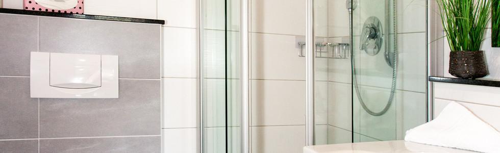 Badezimmer - Moselhotel Weiskopf