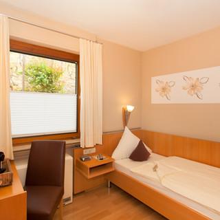 Einzelzimmer Moselhotel Weiskopf