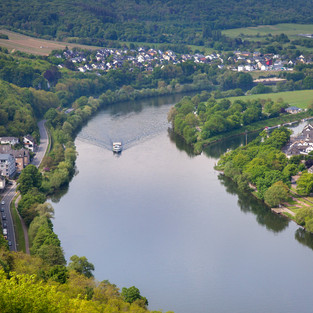 Moselle panorama