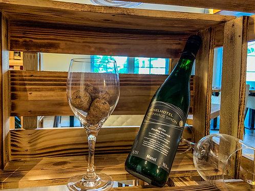 Riesling klassisch Patenwein - halbtrocken - 20% Rabatt