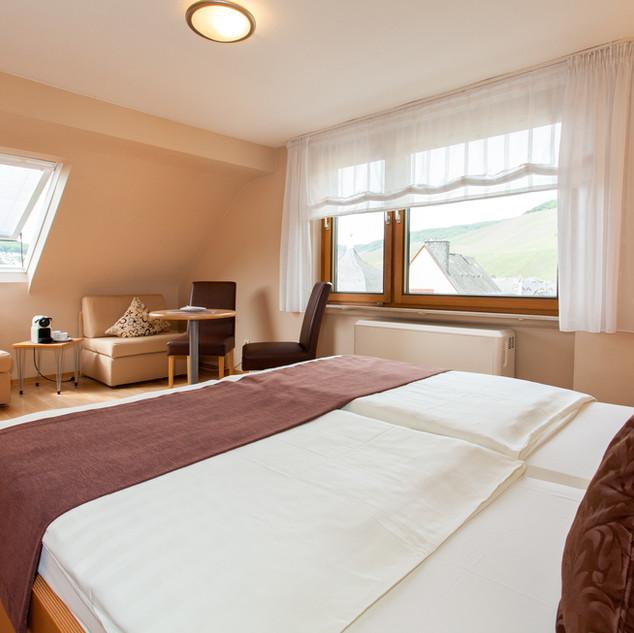 Gästezimmer Moselhotel Weiskopf