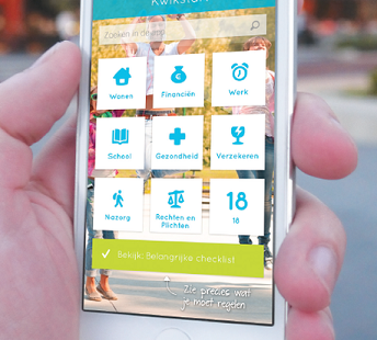 The Netherlands - Kwikstart - free application and website