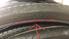 タイヤサイズの確認方法について