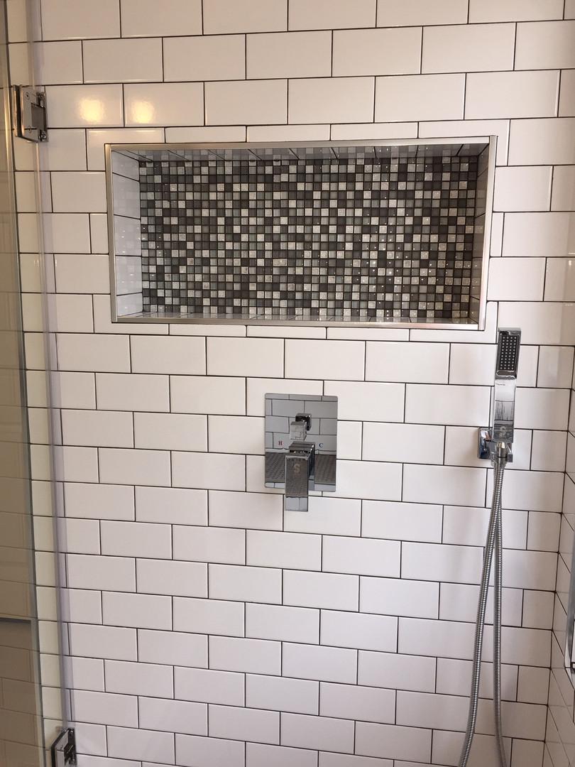 updated shower design