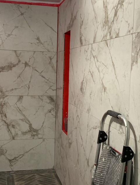 new large format wall tile
