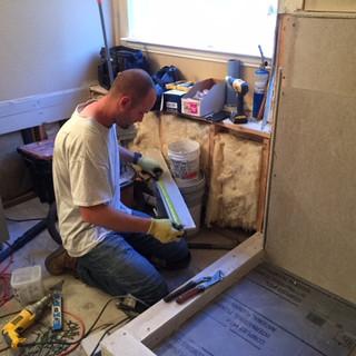 master bathroom remodel demo-3