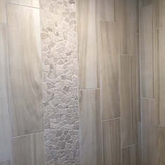 completed bathroom 25