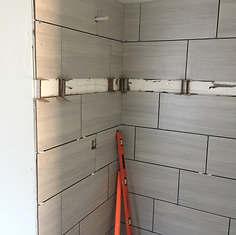 during renovation 9