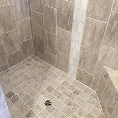 completed bathroom 30