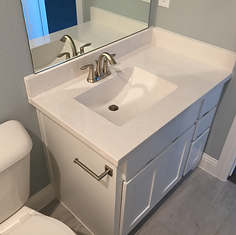completed bathroom 16