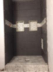 master batroom tile