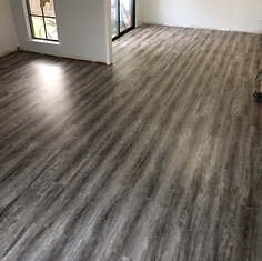 New LVT Flooring