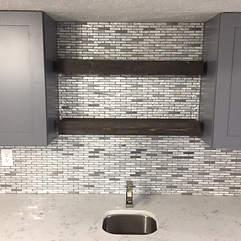 bar area tile
