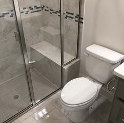 completed bathroom 14