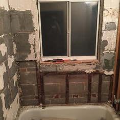 during demolition 5
