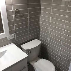 completed bathroom 5