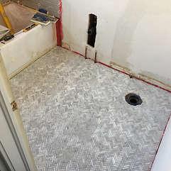 during renovation 7