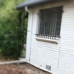 original exterior brick