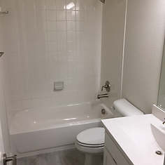 completed bathroom 15