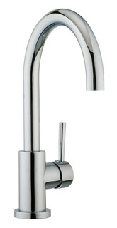Single hole bathroom faucet examples (5)