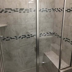 completed bathroom 13