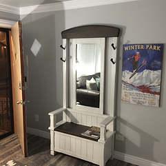 interior paint and trim 17