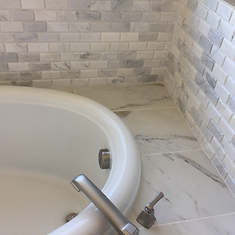 completed bathroom 8