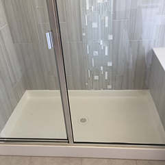 completed bathroom 34