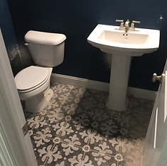 completed bathroom 24